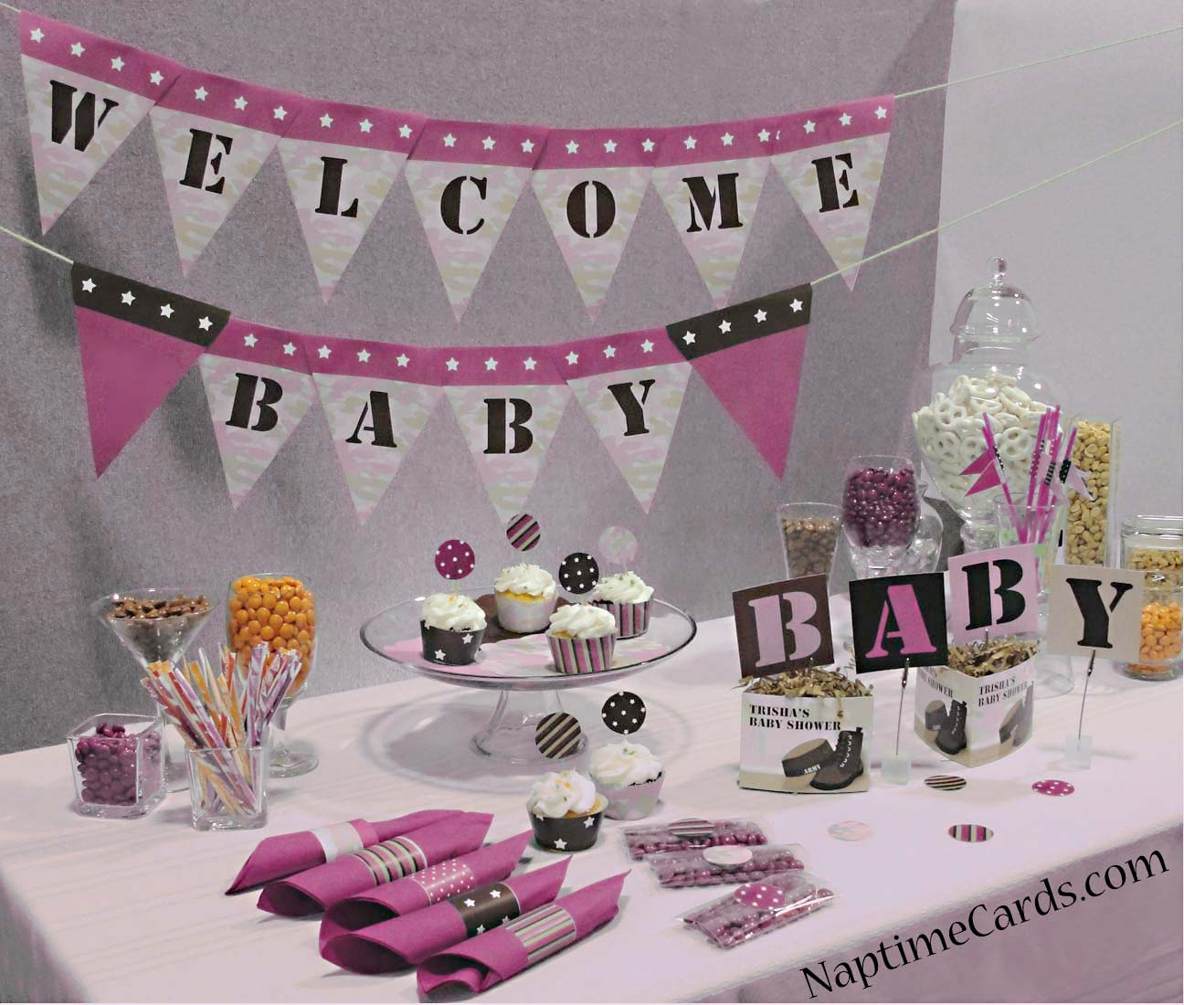 Baby Shower | Royal Events | Providing Planning and Equipment ...